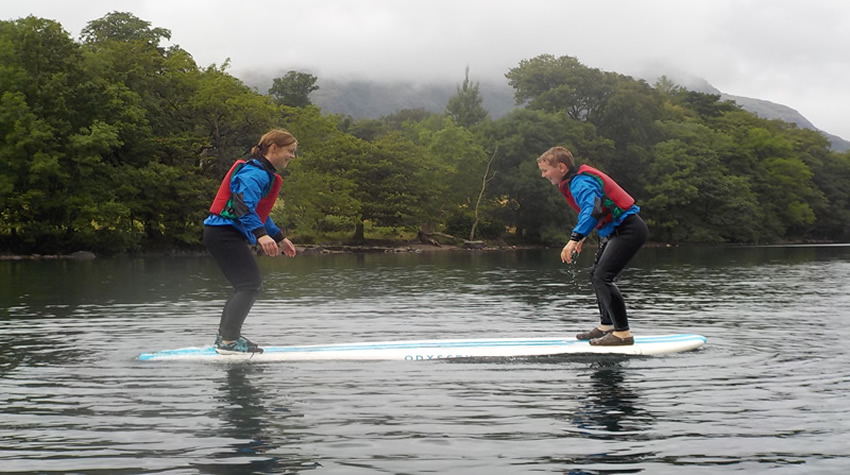 Stand Up Paddle Board (SUP) Lesson
